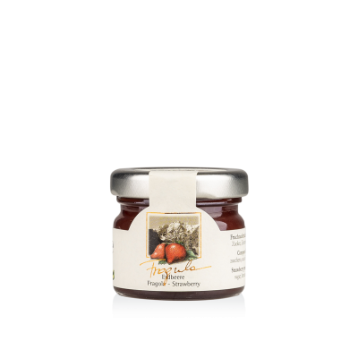 Fragula fruit preserve Strawberry 28g