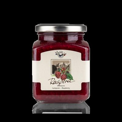 Raspera fruit preserve Raspberry 335g