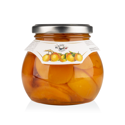 Alba fruit in syrup Apricot 340g