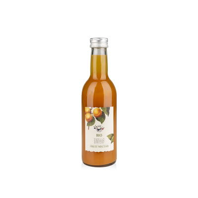 Alba Organic Apricot Nectar 250 ml