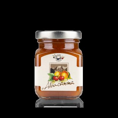Albacanina fruit preserve Apricot & Rose hip 110g