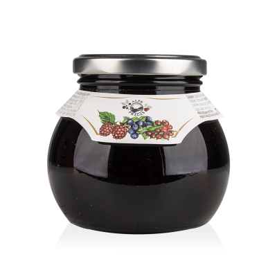 Boscus Mixed Berries in Syrup 340g