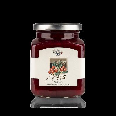 Vitis fruit preserve Lingonberry 335g