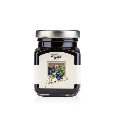 Myrtillus fruit preserve Blueberry 110g