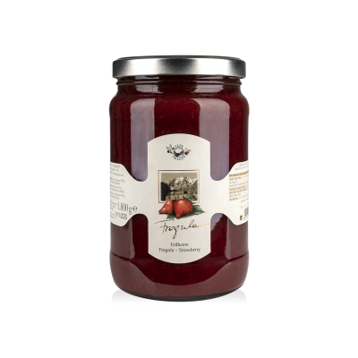 Fragula fruit preserve Strawberry 1800g