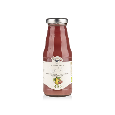 Rasp Pera Organic Pear - Raspberry Smoothie 200ml
