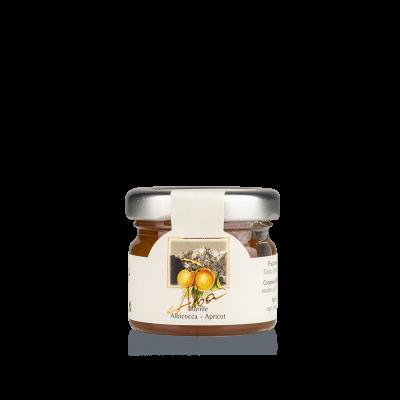 Alba fruit preserve Apricot 28g