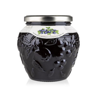 Myrtillus fruit preserve Blueberry 600g