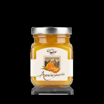 Arancia sinensis fruit preserve Orange 110g