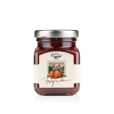 Fragula fruit preserve Strawberry 110g