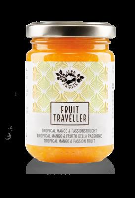 Fruit Traveller fruit preserve Mango & Passionfruit 150g