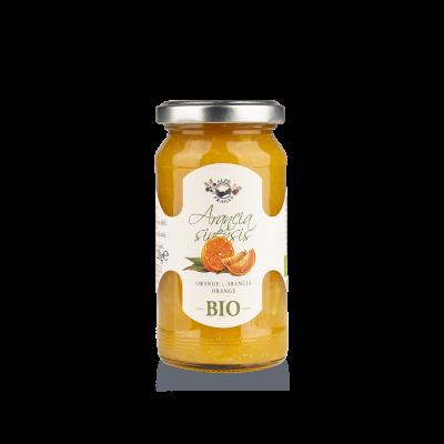 Arancia sinensis organic fruit preserve Orange 220g