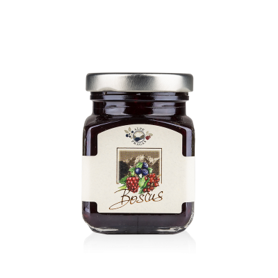 Boscus fruit preserve Mixed berries 110g