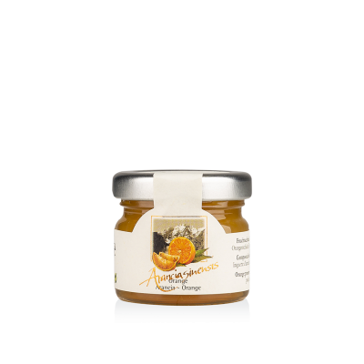 Arancia sinensis fruit preserve Orange 28g